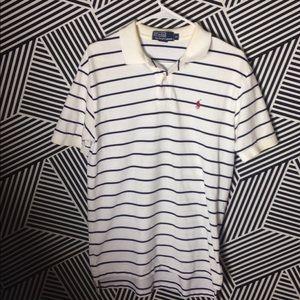 Polo Ralph Lauren striped polo shirt Classic